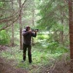 skytte och jakt